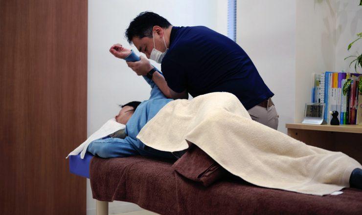 ロコモ溝の口治療院 整体