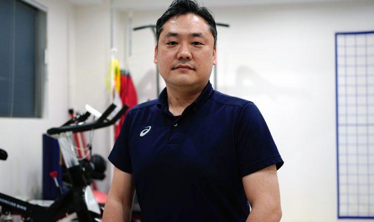 ロコモ溝の口治療院の院長 打田剛敏